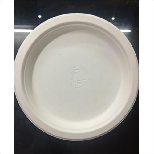 6 Inch Round Sugar Pulp Plate