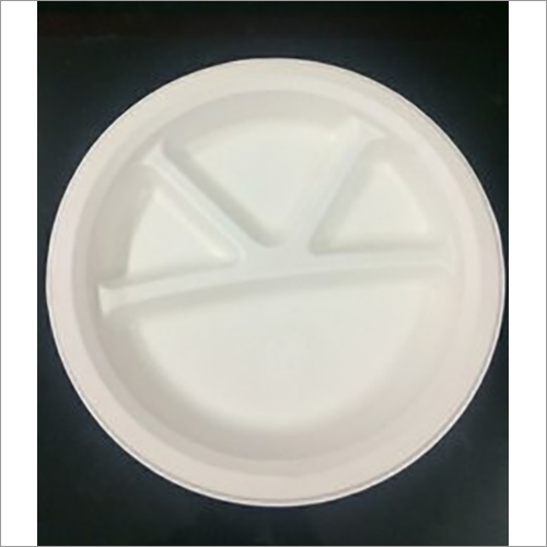 12 Inch 4 CP Sugar Pulp Plate