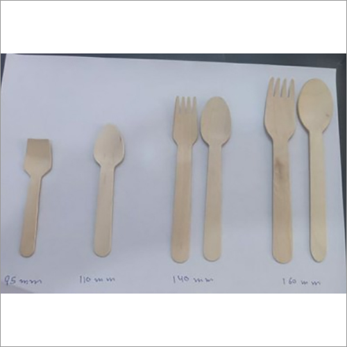 Wooden Spoons & Fork
