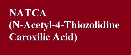 N-acetyl-4-thiozolidine Caroxilic Acid