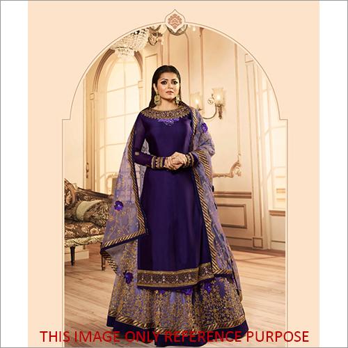 Ladies Ethnic Skirt Suit