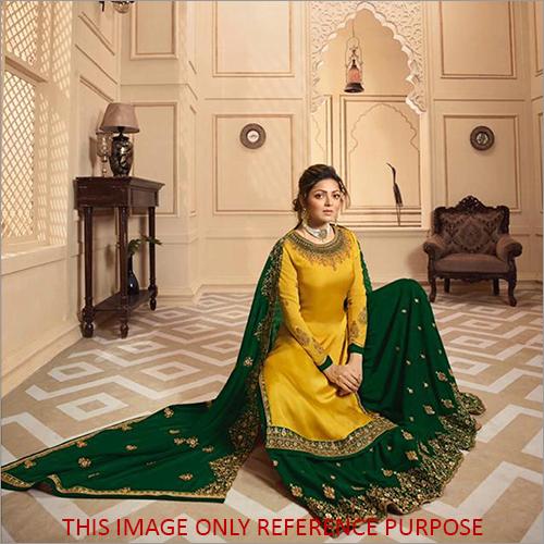Ladies Designer Sharara Suit