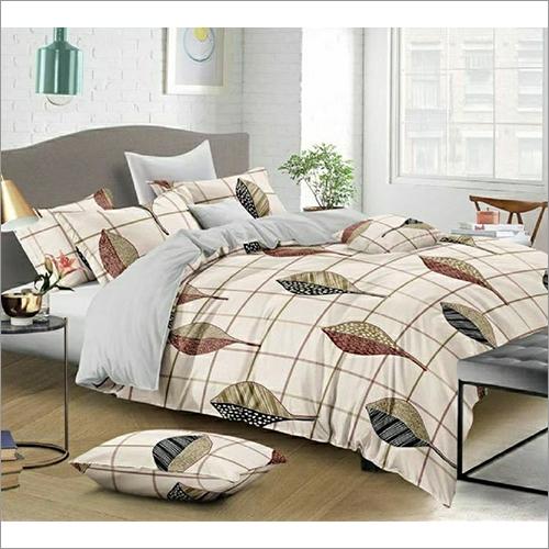 Pashmina Floral Bed Sheet