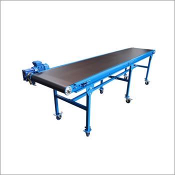 Industrial Flat Belt Conveyor