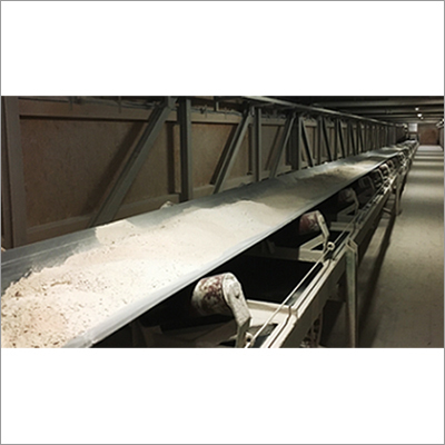 Industrial Trough Belt Conveyor