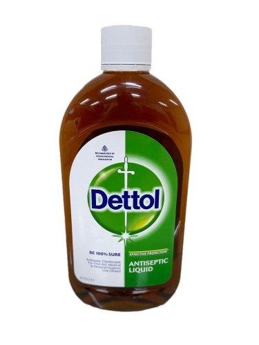 Dettol Antiseptic 1ltr, 5ltr, 500ml