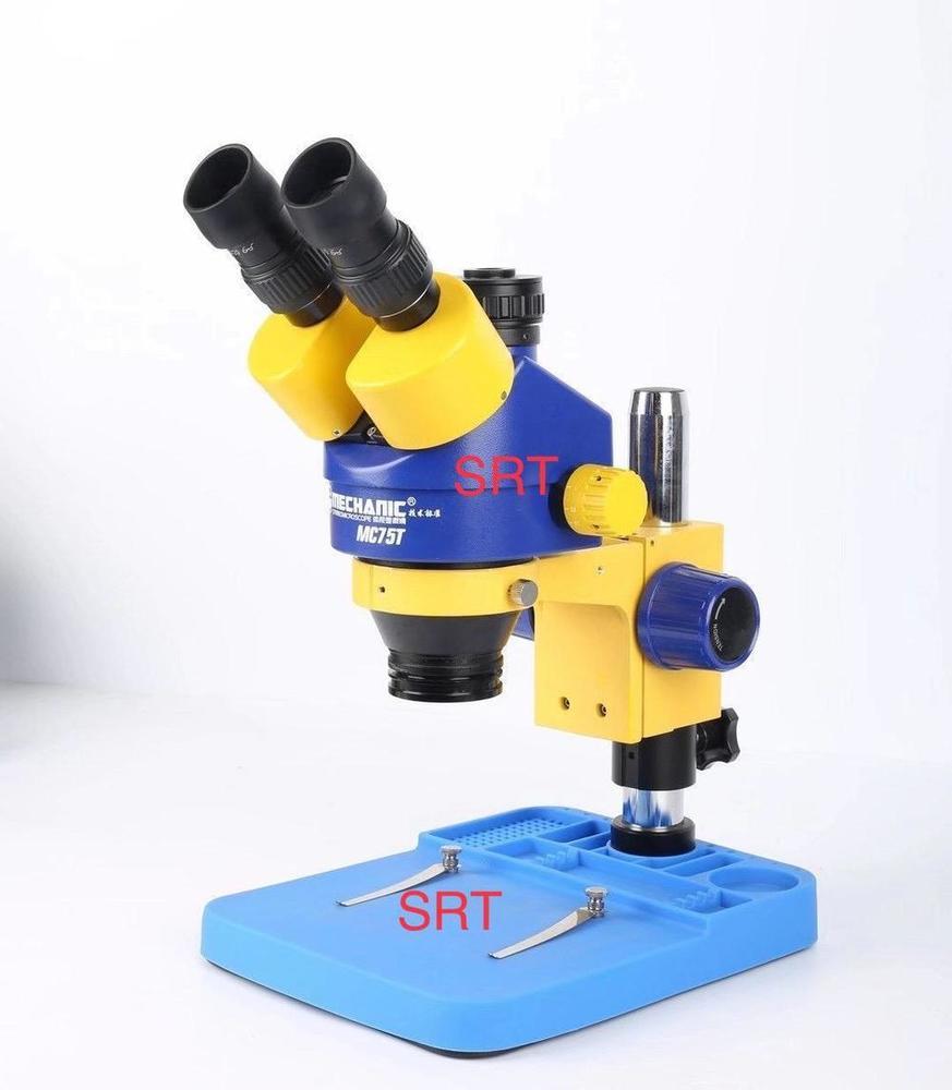 Mechanic Mc75t Microscop