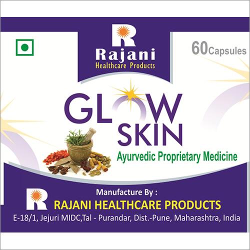 Ayurvedic Glow Skin Capsule