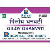 Ayurvedic Giloy Ghanvati Tablet