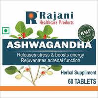 Herbal And Ashwagandha Tablet