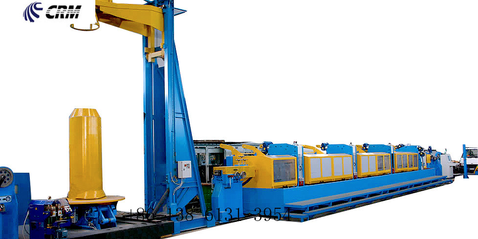 Square And Triangle Wire Rolling Machine