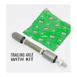 Trailing Axle With Kit