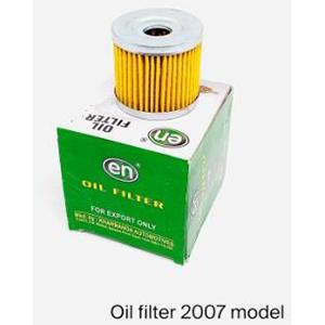 OIL FILTER 2007M