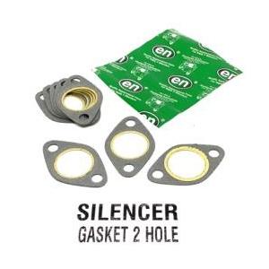 SILENCER GASKET 2 HOLE