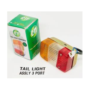 TAIL LIGHT ASSY 3 PORT