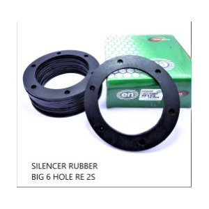 SILENCER RUBBER BIG 6 HOLE RE 2STROKE
