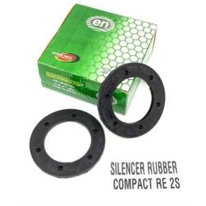 SILENCER RUBBER COMPAQ RE 2STROKE