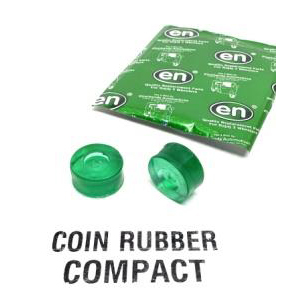 COIN RUBBER COMPAQ