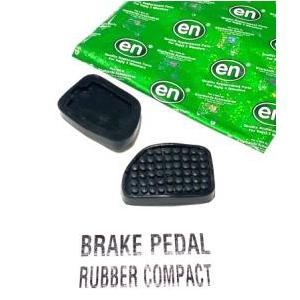 BRAKE PEDAL RUBBER COMPAQ