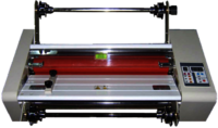 Electric Thermal Lamination M/c  Pdfm - 480 / 18r ( Rubber Roller)