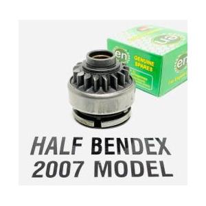 HALF BENDEX 2007M