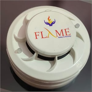 Fire Flame Safety Security Alarm