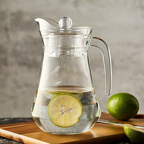 Glass jug 1.3 LTR
