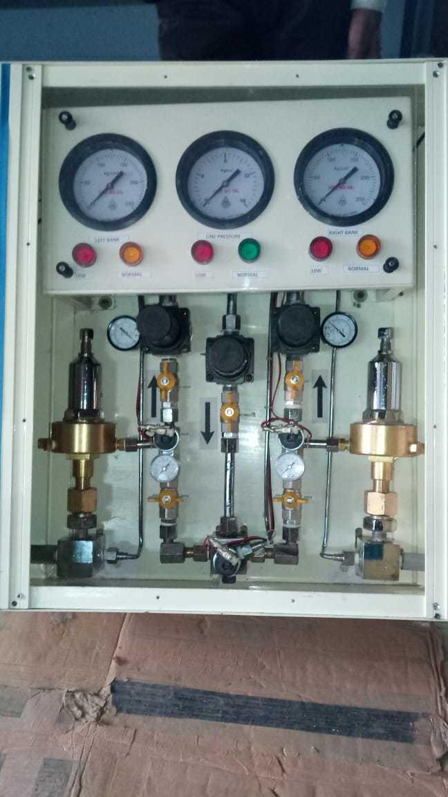 Semi Control Pannel