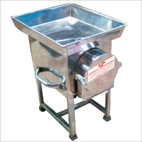 Wet Single Phase Pulverizer Machine