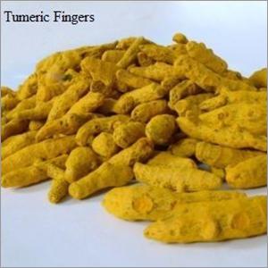 Turmeric Fingers