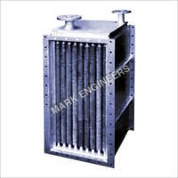 MS with Round Heat Exchanger