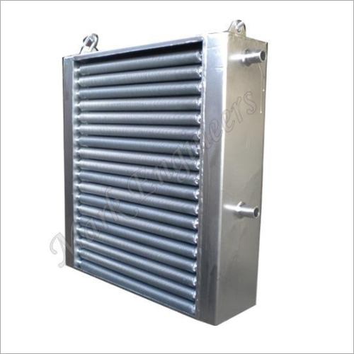 Heat Exchanger For Chemical Tray Dryer Heater