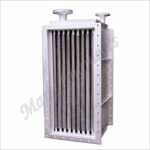 Solvent Plant Heat Exchanger