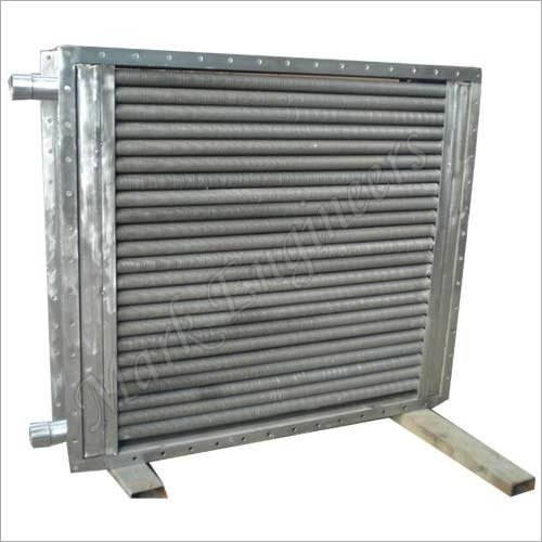 Fluid Bed Dryer Heat Exchanger
