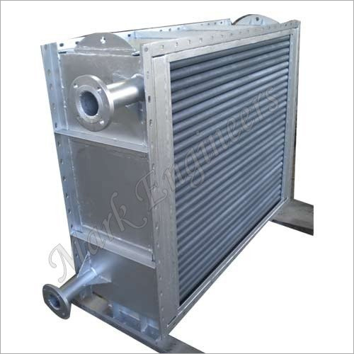 Heat Exchanger for Soya Bean