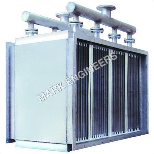 Heat Exchanger For Salt Dryer