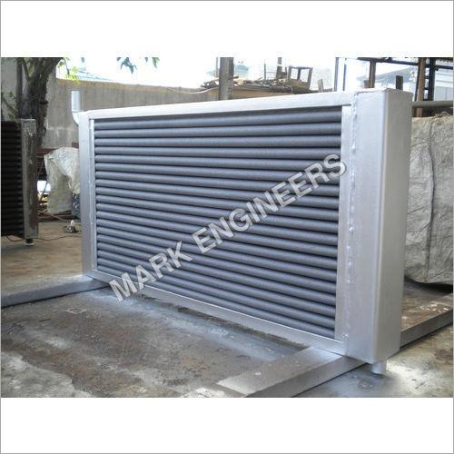 Heat Exchanger For Stenter Dryer Heater