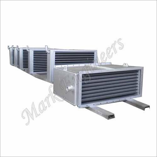 Tray Dryer Heat Exchanger