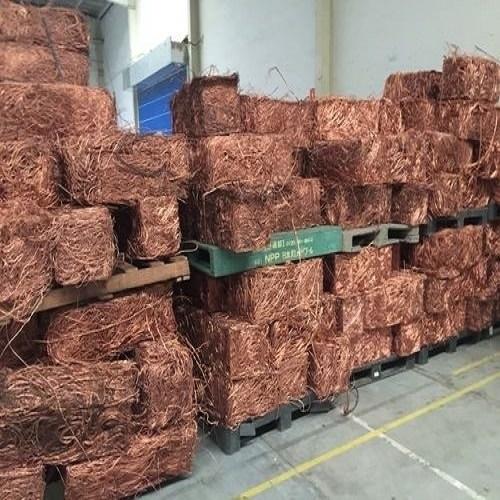 Quality Copper Wire Scrap (Mill Berry) 99.99% Red Copper Mill Berry Scrap Metal