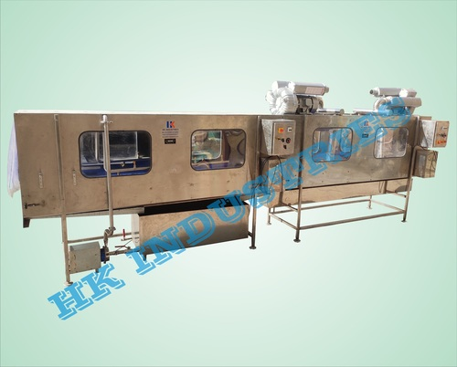 Battery Washing And Drying Machine