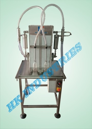 Semi-auto Liquid Filling Machine