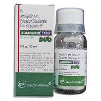 Amoxycillin & Potassium Clavulanate Syrup