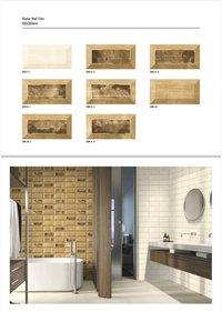 100 X 200 Mm Digital Wall Tiles