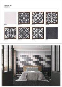 200 X 200 Mm Digital Wall Tiles
