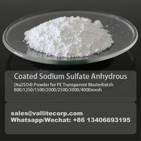 Coated Na2SO4 Powder for PE Transparent Masterbatch