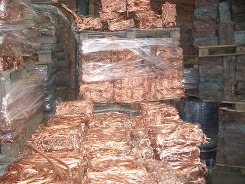 Copper Millbery Scrap 99.99%