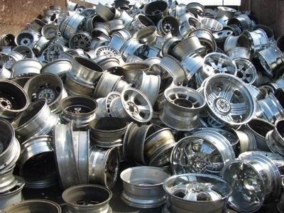 Wheel Alloy Scrap Reuse Car Aluminium Wheel Alloy Scrap 99.90%