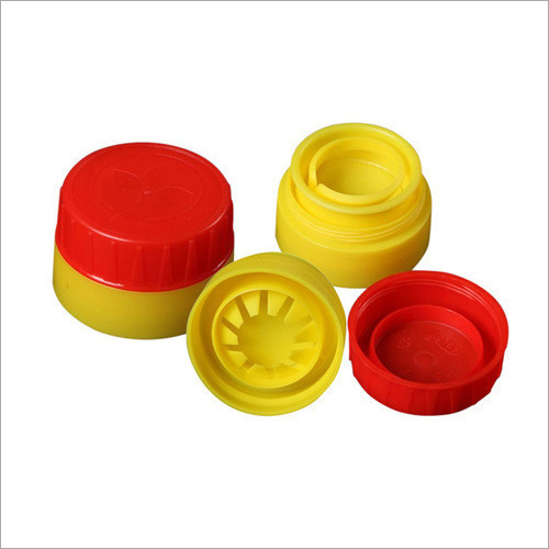 Edible Oil Cap