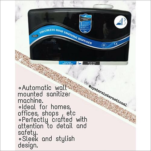 Sanitizer Dispenser Splash