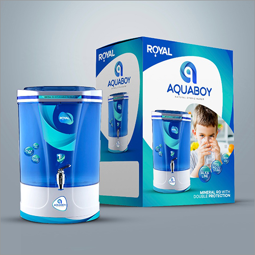 Domestic Royal Aqua Boy Cabinet - Body